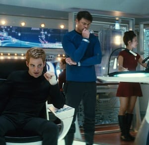 Star Trek was downloaded on BitTorrent almost 11 million times during 2009.