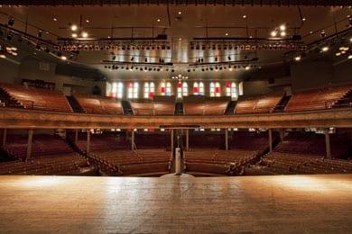 Ryman Auditorium To Replace Stage MusicRow Nashvilles