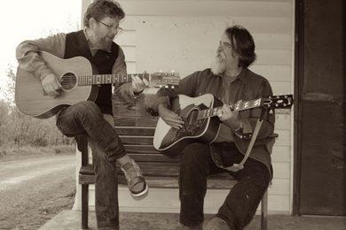 Tim O'Brien and Darrell Scott