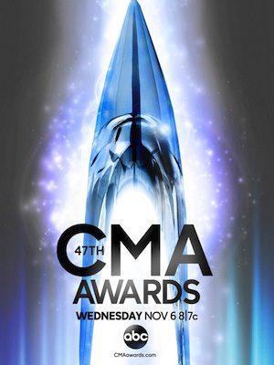 "Logo for ""The 47th Annual CMA Awards"""