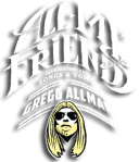 Eric Church, Brantley Gilbert To Perform At Gregg Allman Tribute
