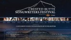 BMI to Present 3rd Annual Crested Butte Festival