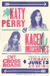 Kacey Musgraves, Katy Perry To Team For 'CMT Crossroads'