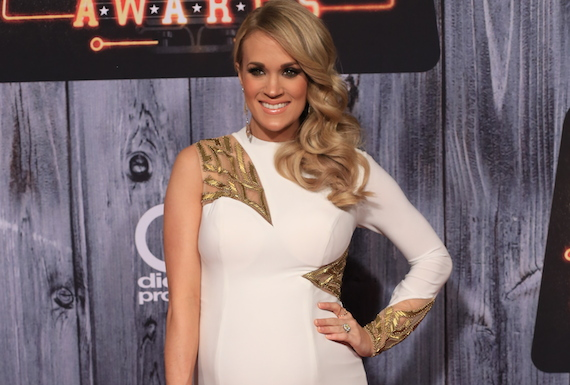 Carrie Underwood American Country Countdown Awards 2014  Moments By Moser  44