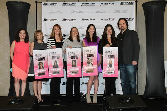 Rising Women on the Row honorees