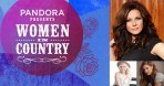 Pandora To Host Free Women In Country Show in NYC