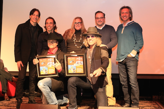 Big & Rich Records Celebrates two Back-To-Back Top 10s and more!Mt Richmore Nashville, TN1.12.16 Photo By Bev Moser *Moments by Moser