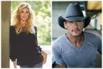 Faith Hill, Tim McGraw To Receive Stars On Music City Walk of Fame