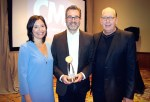 Steve Buchanan Honored With CMA Irving Waugh Award Of Excellence