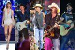 Nashville Artists Claim Five Spots On 'Forbes' Highest-Paid Musicians List