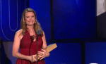Rev. Becca Stevens Receives CNN Hero Award At New York Ceremony