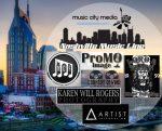 Industry Ink: Music City Media, Americana Music Association, Dan Hodges Music