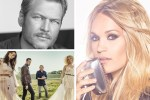 Blake Shelton, Carrie Underwood, Little Big Town Take Home People's Choice Honors