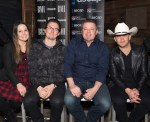 Justin Moore Celebrates Sixth No. 1 Single