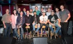 LOCASH Celebrates First No. 1 With Veteran Songwriters During CRS