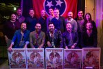 Old Dominion Celebrates Gold Certification For 'Meat And Candy'