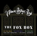 Allman Brothers Band To Release Live CD From Fox Theater Shows
