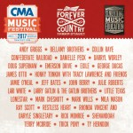 CMA Music Festival To Debut 'Forever Country' Stage