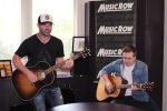 MusicRowPics: Todd O'Neill Brings Louisiana Soul To Nashville