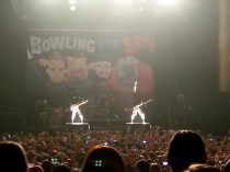Bowling For Soup, O2 Academy, 15/10/13 01