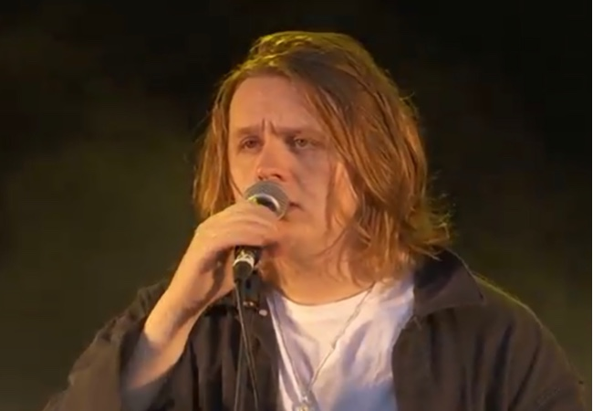 Lewis Capaldi  Lost On You