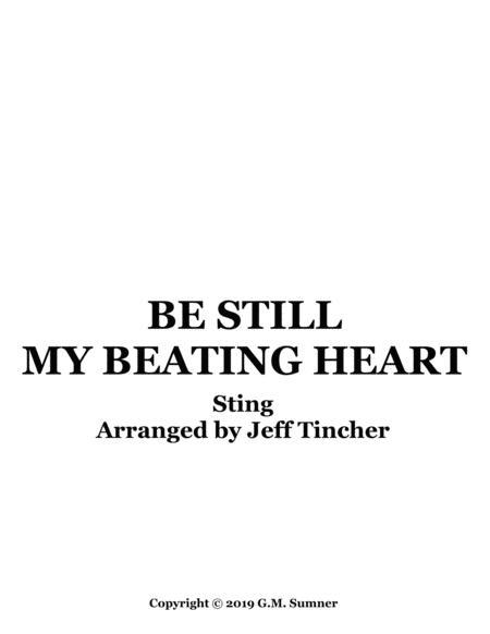 Be Still My Beating Heart Free Music Sheet - musicsheets.org