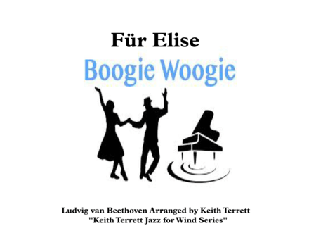 Fr Elise Boogie Woogie For Treble Recorder Piano Free