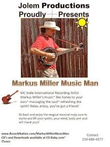 Markus Miller Music Man