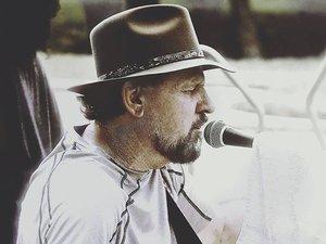 Brown Hat Singer