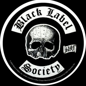 black label society stickers