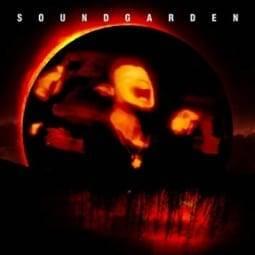 Soundgarden Album Cover
