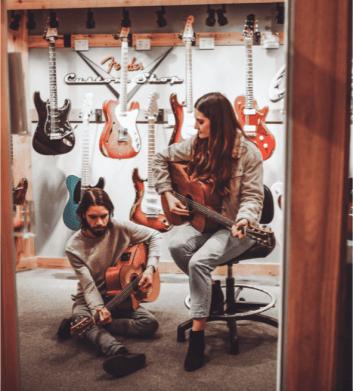 Indie Rock Folk Duo