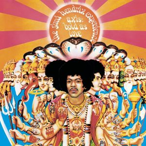 Mono/Stereo Hybrid SACD For Axis: Bold As Love by The Jimi