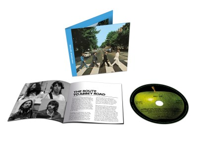 The Beatles Celebrate 50 Years of Abbey Road With New Mix