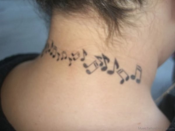 20 Music Tattoos On Back Ideas And Designs
