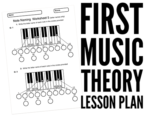 All Worksheets » High School Music Theory Worksheets