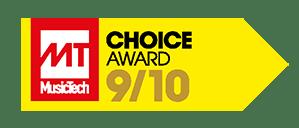 MT Choice badge