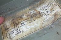 Old Furnace Fan Blowintg 24/7. Wiring Question. - HVAC ...