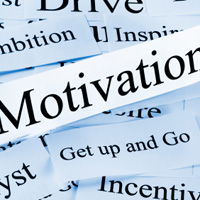 Stay motivated to succeed in music