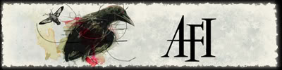 AFI Crow Banner