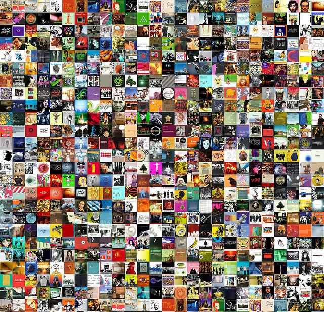 album-collage