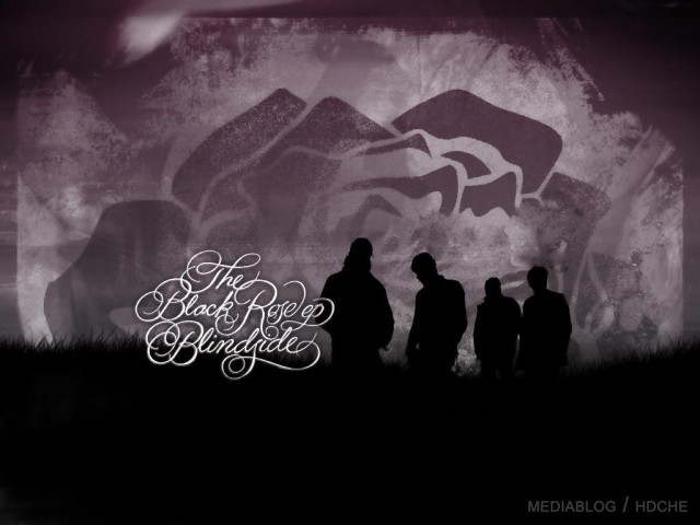 blindside-the-black-rose-ep-wallpaper