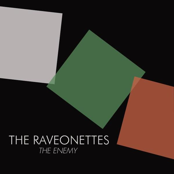the-raveonettes-the-enemy-single-cover