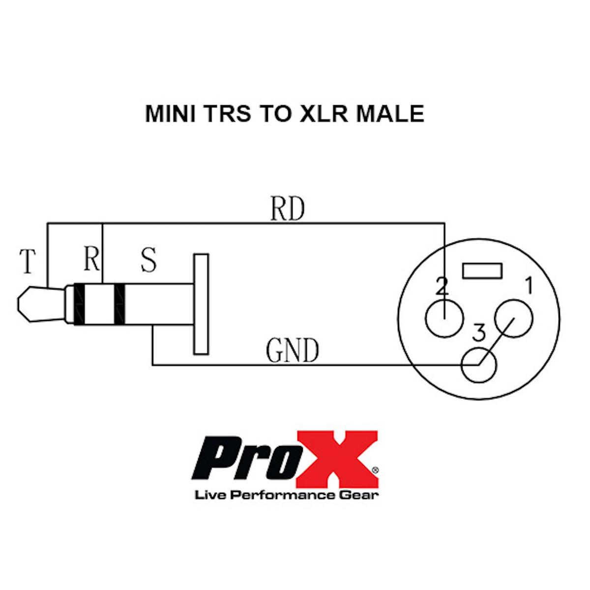 Trs Xlr Wiring Diagram / 1 4 To Xlr Male Wiring Diagram