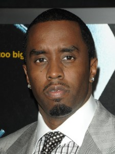 "Executive Producer Sean ""Diddy"" Combs attends the premiere of ""Notorious"" in New York on Wednesday, Jan. 7, 2009.  (AP Photo/Peter Kramer) ORG XMIT: NYPK117"