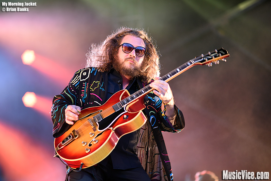 My Morning Jacket - photo Brian Banks