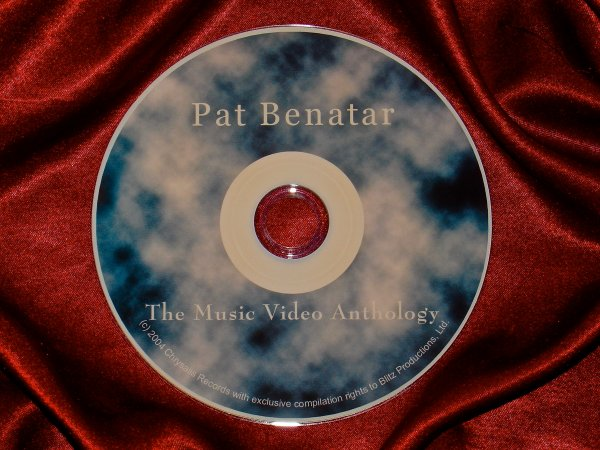 Pat Benatar Music Video Anthology & Live 2004 (1 Hr. 47 Mins.)