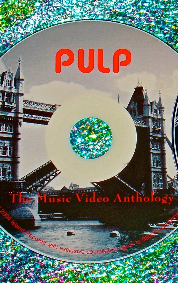 Pulp Music Video Anthology & Live (2 Hours)