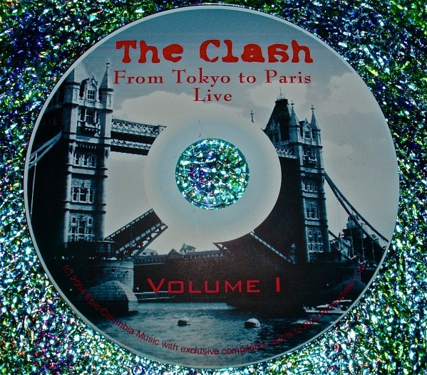 "The Clash Video Archives Collection ""From Tokyo To Paris"" (Joe Strummer) Volume I"