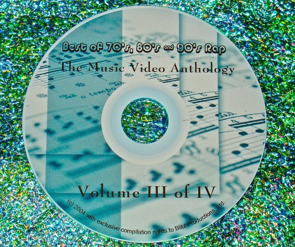 1970's, 80's & 90'S Rap Music Video Collection Volume III of IV (LL Cool J, MC Lyte, Queen Latifah, Biz Markie, Big Daddy Kane, Sister Souljah, Digital Underground, Arrested Development, Black Sheep, A Tribe Called Quest, Eazy-E, N.W.A.)